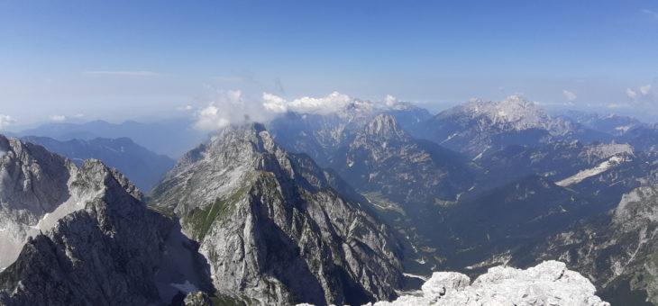 Julijski Alpi – Triglav (2864) i Jalovec (2645)