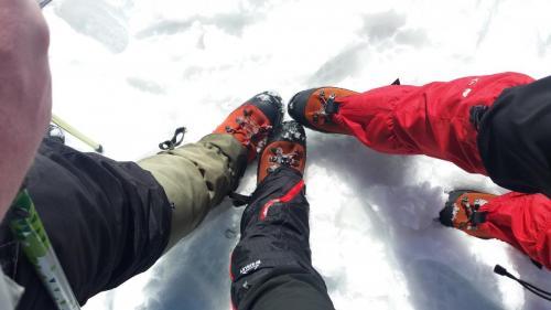 Alpina nas je obula