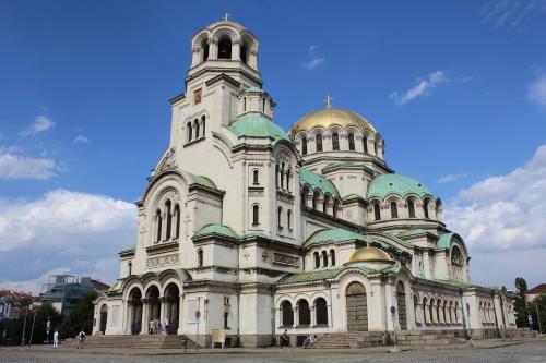 Sofija - hram Aleksandar Nevski