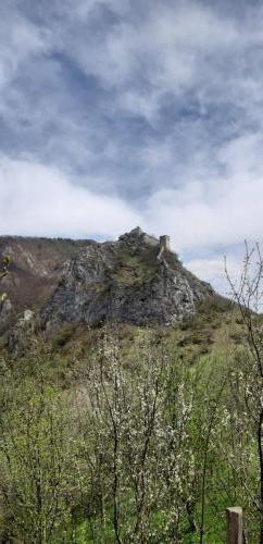 Srednjevekovni grad Mileševac