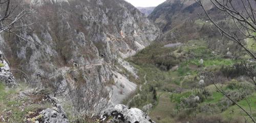 Kanjon Mileševke
