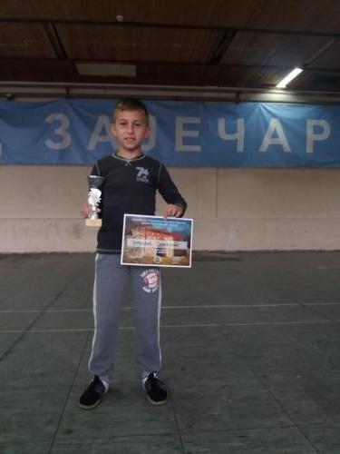 Najmlađi učesnik koji je istrčao stazu S3
