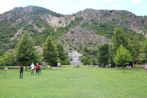 Baba Vangin manastir u mestu Rupite